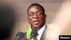 Emmerson Mnangagwa, shugaban Zimbabwe