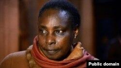Madamu Agathe Habyarimana