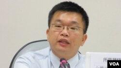 台灣在野的民進黨立法院黨團書記長蔡其昌