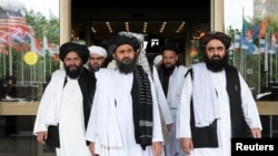 قطر کے دارالحکومت دوحا میں امریکہ اور طالبان کے درمیان مذاکرات کا آٹھواں دور جاری ہے (فائل فوٹو)
