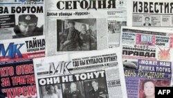 Перспективы российских СМИ беспокоят «начальников журналистского цеха»