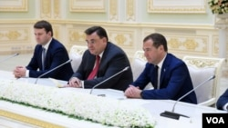 Rossiya Bosh vaziri Dmitriy Medvedev shu yilning may oyi boshida O'zbekistonga kelib ketdi