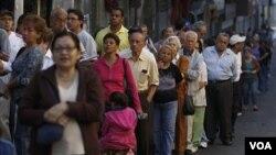 En las elecciones realizadas en septiembre, el oficialismo del presidente Chávez perdió el control de los dos tercios de la Asamblea Nacional.