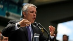 VOA: Colombia Informe