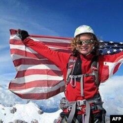 Cậu Jordan Remero, người trẻ tuổi nhất leo núi cao nhất trên tất cả 7 châu lục