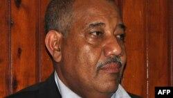 Gubernur Lamu, Issa Timamy ditangkap atas tuduhan terlibat aksi teror di Mpeketoni, Kenya (foto: dok).