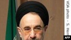 İranın sabiq prezidenti Məhəmməd Xatəminin ölkəni tərk etməsinə qadağa barədə məlumat inkar edilib
