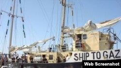 Tàu định phá lệnh phong tỏa Dải Gaza