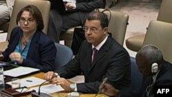 Glavni tužilac Haškog tribunala, Serž Bramerc, na jednoj od sednica Saveta bezbednosti UN