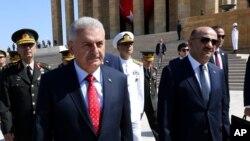 Прем'єр-міністр Туреччини Біналі Їлдірім