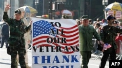 Veterani različito o ratovima SAD