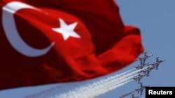 土耳其空軍(資料圖片)