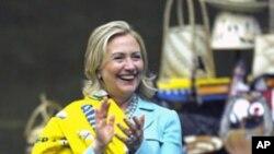希拉里克林頓否認尋求擔任世行行長。