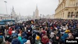 31 იანვრის აქცია მოსკოვში