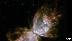 Новые фотографии телескопа «Хаббл»