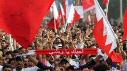 معترضان بحرینی چندین روز است که در خیابان ها تظاهرات می کنند