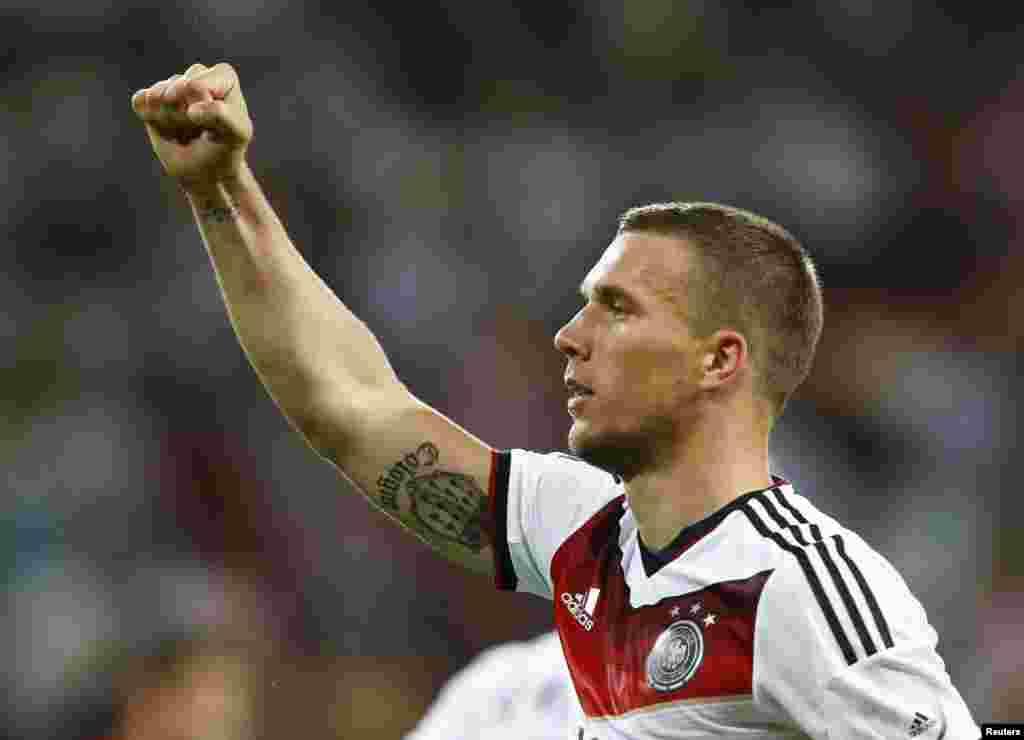Lukas Podolski - Alemanha