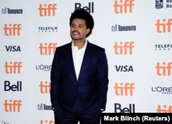 """Abel Makkonen Tesfaye, known as The Weeknd, arrives at the international premiere """"Uncut Gems"""" at the Toronto International Film Festival (TIFF) in Toronto, Ontario, Canada September 9, 2019 (Photo: REUTERS / Mark Blinch)"""