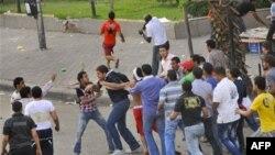 Каир, май 2011