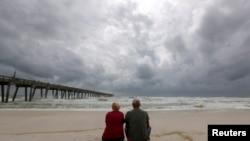 Florida Prepares for Hurricane Michael