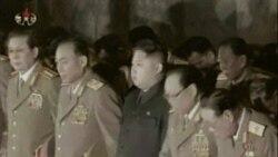 عزاداری و انتقال قدرت در کره شمالی