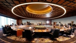 世界領導人參加亞太經合組織特別虛擬峰會