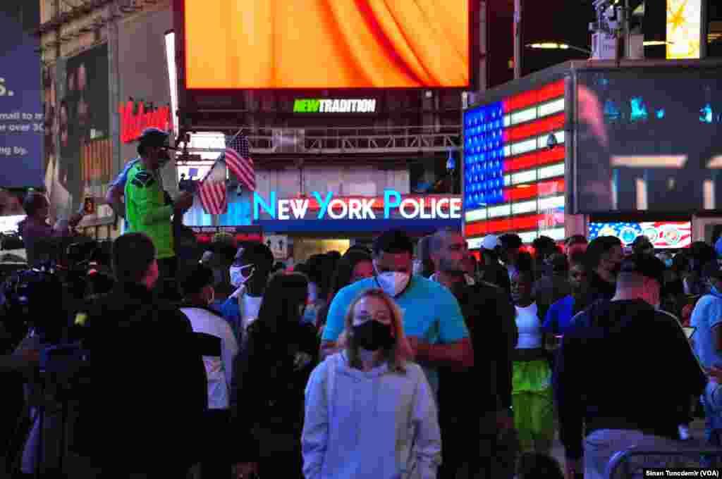 Şahiyên Serkeftina Hilbijartinan li New York