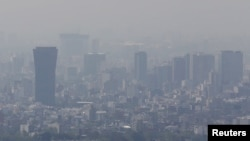 La muchas veces contaminada Ciudad de México es la sede de la Cumbre 2016 de Liderazgo Climático.