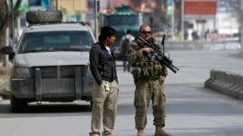 Pripadnik američkih snaga u Avganistanu