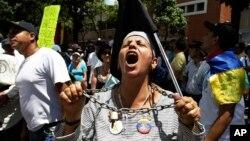 El gobierno de Maduro insiste en que no hay presos políticos en Venezuela.