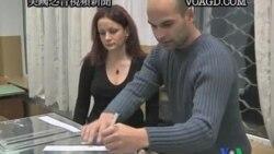 2011-10-30 美國之音視頻新聞: 保加利亞星期日舉行總統決選