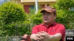 Golog Jigme Gyatso Arrives In Dharamsala