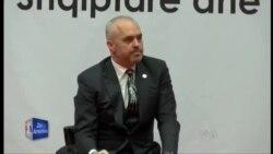 Edi Rama në Prishtinë