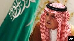 عادل الجبیر وزیر مشاور در امور خارجی سعودی