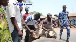 VOA60 AFIRKA: A Benin, Masu Zanga Zangar Adawa Da Shugaba Patrice Talon Sun Kafa Shingayen Tare Hanyoyi A Garin Toui Da Ke Tsakiyar Kasar