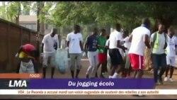 Du jogging écolo au Togo