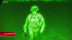 Binh sĩ Mỹ cuối cùng rời khỏi Afghanistan, Taliban ăn mừng chiến thắng