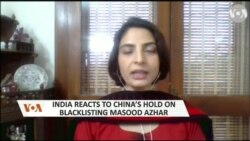 مسعود اظہر کے خلاف قرارداد ویٹو کرنے پر بھارت کا اظہارِ مایوسی
