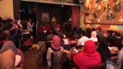VOA Pop News Ramadan: Superhero Perempuan Muslim & Muslimah Ekspresikan Diri Lewat Puisi (2)
