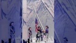 Tìm thấy lá cờ biểu tượng vụ 11/9
