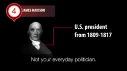 America's Presidents - James Madison