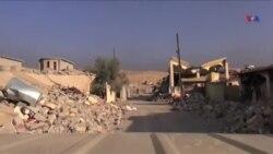 Sincar: İŞİD terroru nəticəsində dağılmış şəhər