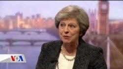 İngiltere Başbakanı Cuma Günü Trump ile Görüşecek