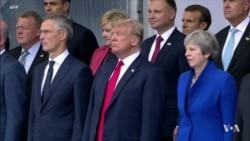 Republican Senators Seek to Reassure US Allies After Trump Trip
