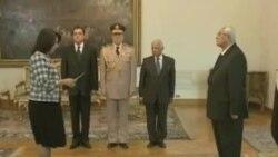 埃及临时新内阁宣誓就职 国家分裂依旧