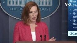 白宮:拜習通話中提及兩名麥克爾和孟晚舟的案子,與孟達成協議是法律問題