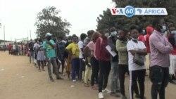 Manchetes africanas 5 Outubro: Longas filas em Luanda para a vacinação da Covid-19 devido a nova ordem do governo
