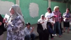 Egyptians Go to Polls to Pick New President