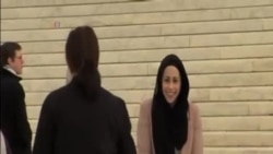 美最高法院審理伊斯蘭婦女頭巾歧視案