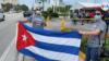 Continúan reclamos de cubanos en Miami